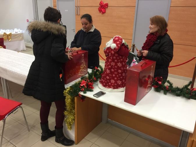 Bastia : Opération « Natale per Tutti 2017 »