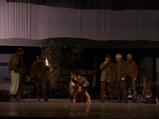 Bastia : « Ulysse sans terre, de gré ou de force » au théâtre municipal