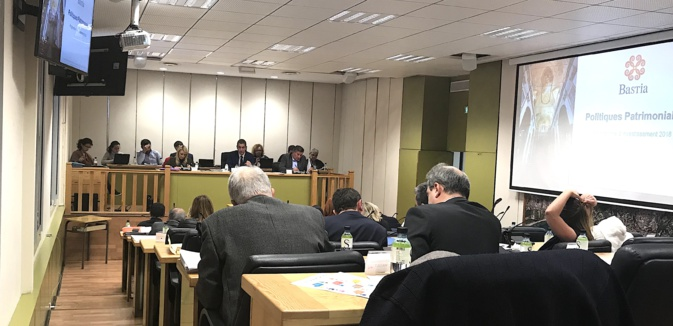 Conseil municipal de Bastia : Un hommage aux tabors marocains