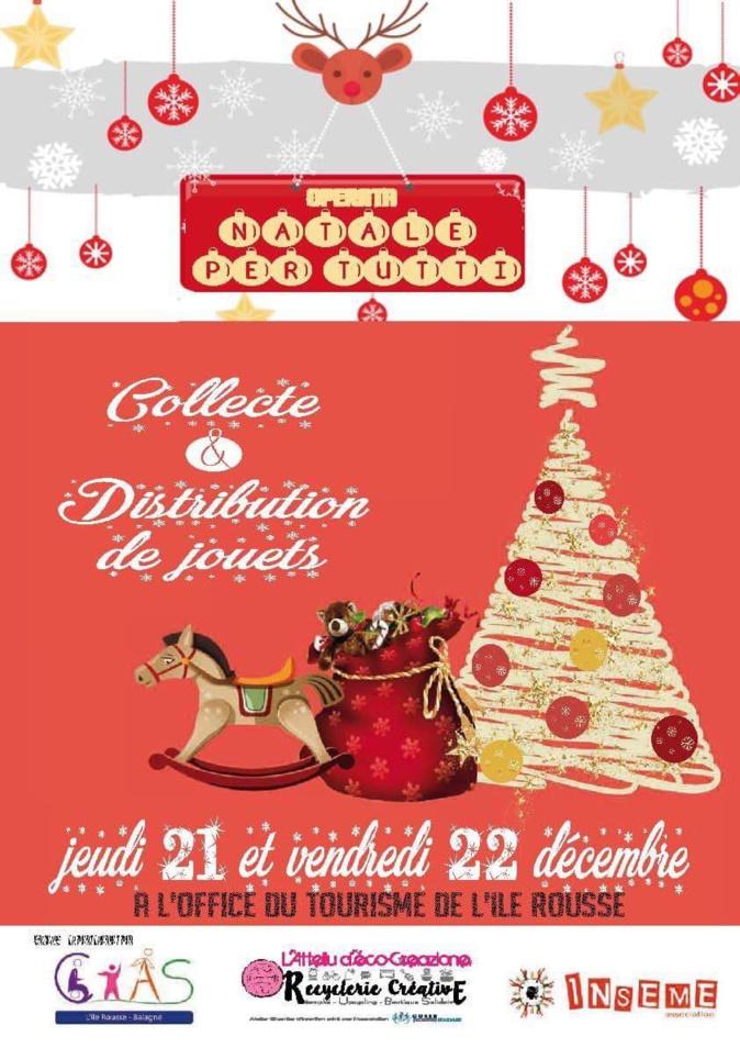 """Operata """"Natale per tutti"""" in Lisula"""