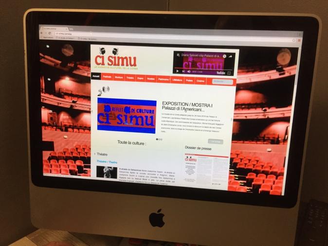 Retour sur scène et passage au numérique pour le magazine « Ci simu »