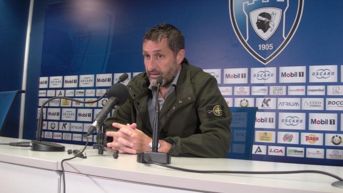 Stéphane Rossi et le SCB retrouvent un joli bleu