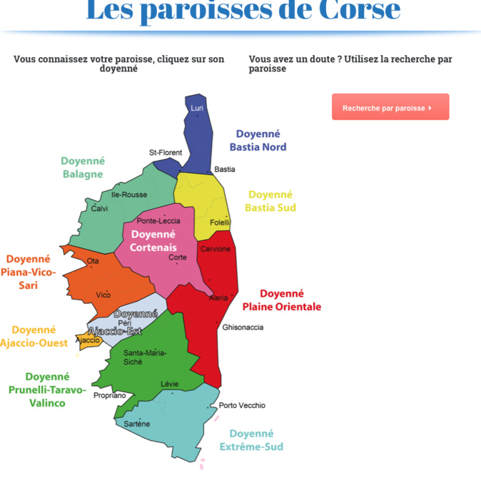 Le message de Noël de Mgr de Germay aux lecteurs de Corse Net Infos