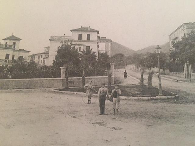 Le boulevard S. Marcaggi
