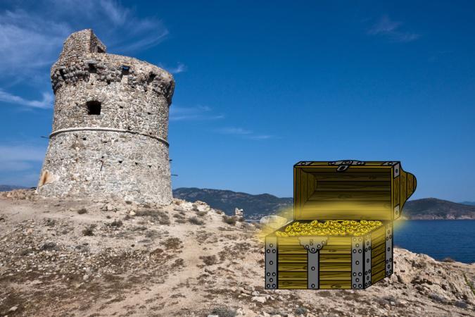 Des «trésors» cachés en Corse…