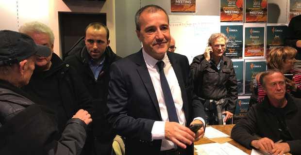 Le leader indépendantiste Jean-Guy Talamoni, président sortant de l'Assemblée de Corse, devrait être réélu au perchoir de l'Assemblée, le 2 janvier lors de la session d'investiture.