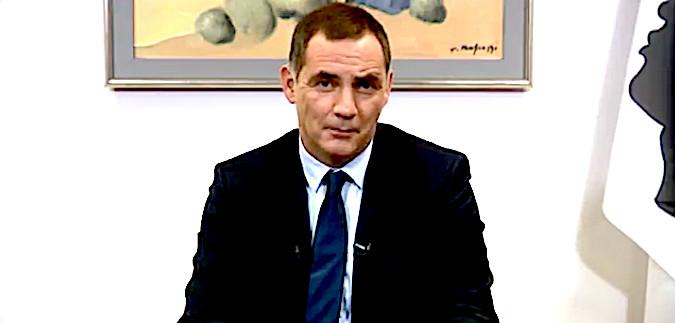 Les vœux de Gilles Simeoni, président du Conseil exécutif de Corse