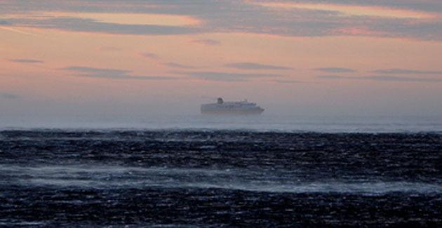 """Corse : Vigilance de niveau orange pour """"vent fort"""""""