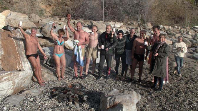Bastia : Les irréductibles de Ficaghjola se jettent à l'eau