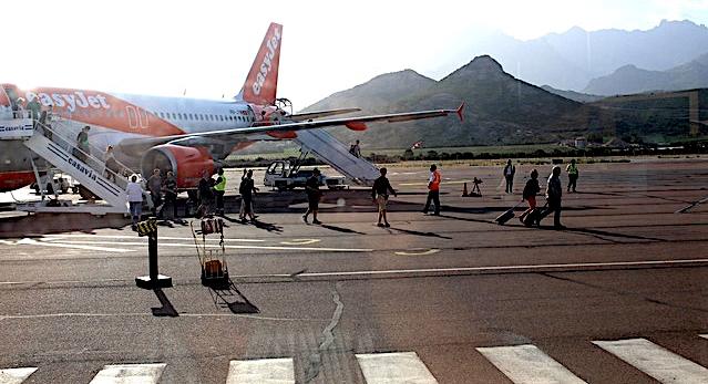 Le certificat européen de sécurité aéroportuaire pour Bastia et Calvi