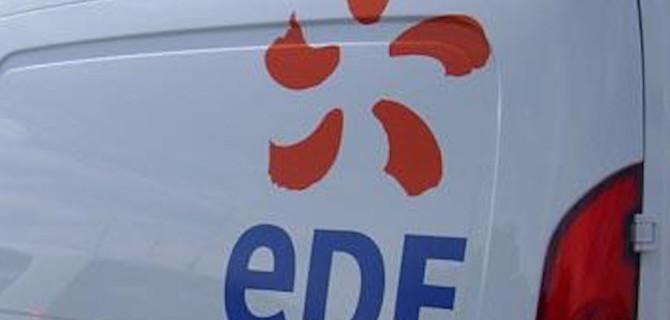 Tempête Eleanor en Corse : les équipes EDF toujours mobilisées