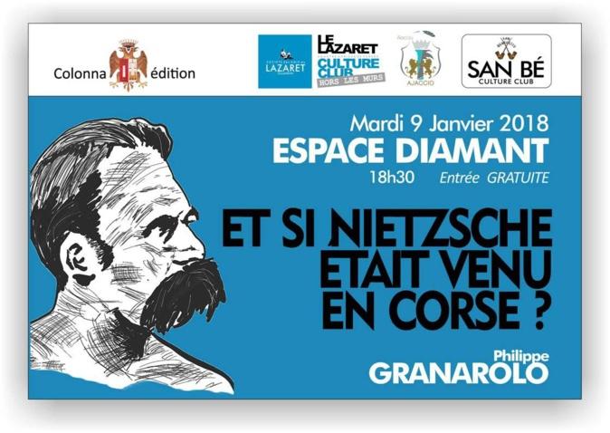 Ajaccio : Et si Nietzsche était venu en Corse ?