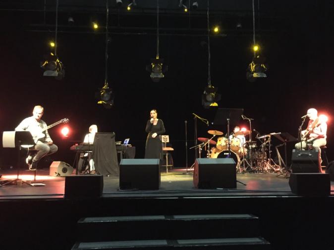 """Bastia : """"Versuniversu"""", le tout nouveau spectacle de Patrizia Poli au centre culturel  L'Alb'Oru"""