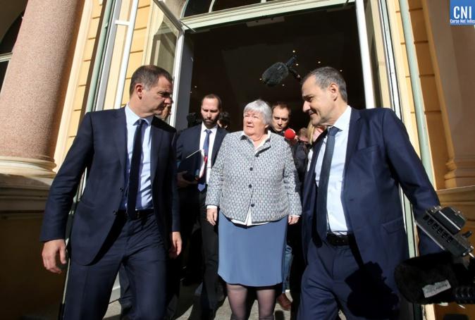 """Femu a Corsica : """"Oui au dialogue politique, non à l'enlisement"""""""