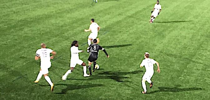 National 2 : Furiani concède le nul face à Amiens (1-1)