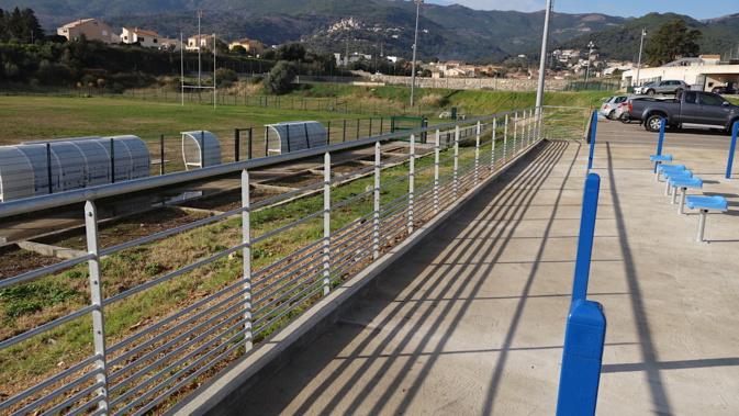 En attendant un véritable club-house, Bastia XV pourrait… s'installer sur les bords de l'aire de jeu !