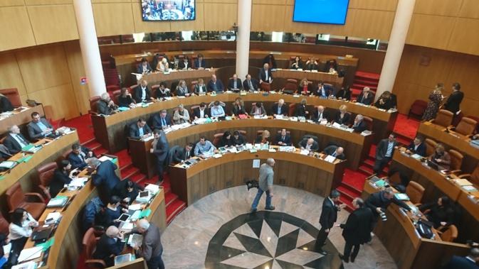 La deuxième session de l'Assemblée de Corse s'est tenue ce mardi à Ajaccio.