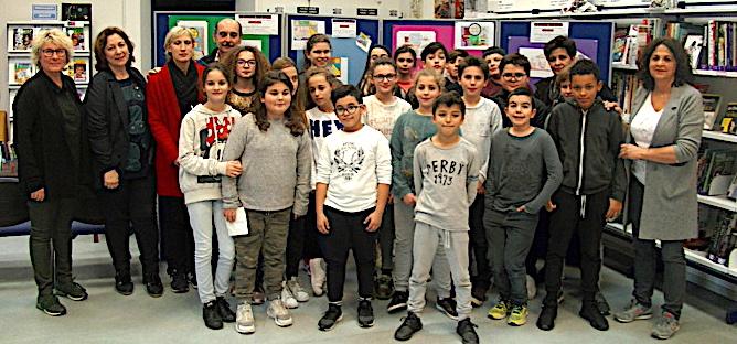 Bastia : Quand les élèves du « Vieux lycée » colorient leur collège….