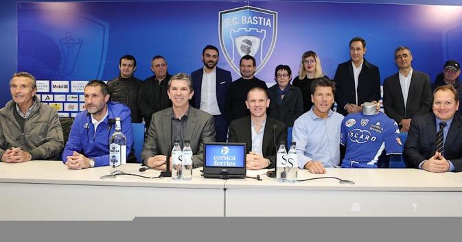 """Claude Ferrandi (SC Bastia) : """"Il ne faut pas oublier d'où l'on vient"""""""
