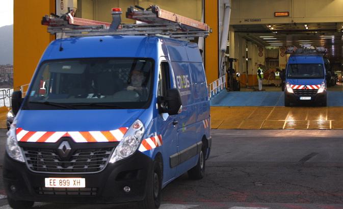Tempête Fionn en Corse : Les derniers clients d'EDF  réalimentés