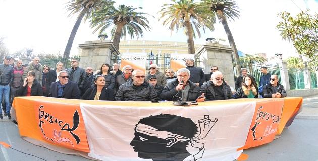 Les discussions entre Paris et la Corse achoppent