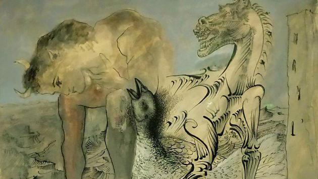 """Exposition """"Naturel pas naturel"""" : Pablo Picasso reçu au cœur du Palais Fesch"""