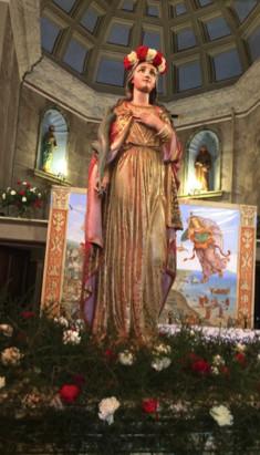 Pietranera célèbre Sainte Dévote