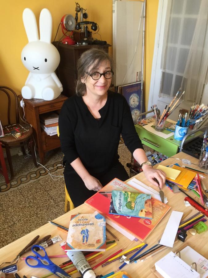 Littérature : Un bien joli livre, bilingue, pour les enfants signé Michèle Corrotti