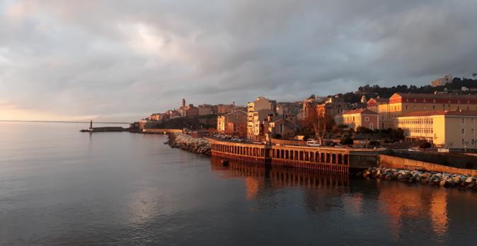 La photo du jour : Bastia aux mille et une couleurs