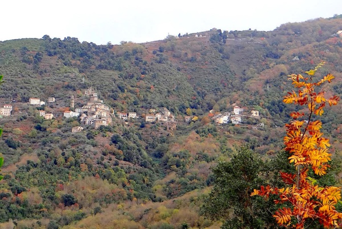La photo du jour :  I Prunelli di Casàccuni, havre de paix...