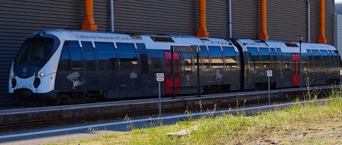 Chemins de fer de la Corse : Le train  de la polémique