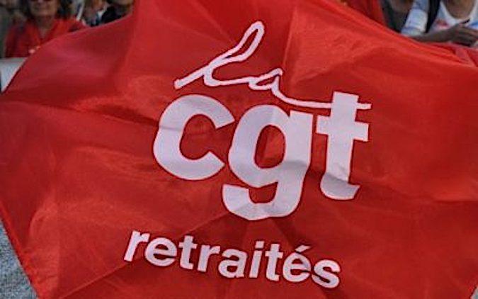 Bastia : Les retraités CGT de Haute-Corse en appellent à E. Macron