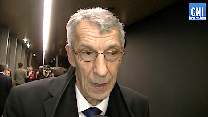 """Michel Castellani : """"Dà à a Corsica i mezzi per a maestra u so avvene"""""""