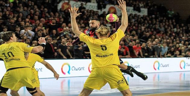 Coupe de France de Handball : La montagne parisienne était trop haute pour le GFCA (17-42)