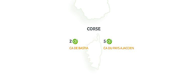Villes internet : La plus haute récompense (5@) pour la CAPA, 2 pour la CAB !