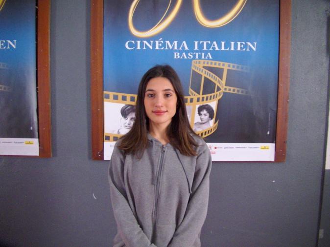 La jeune et talentueuse actrice Angela Fontana