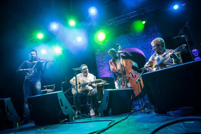Montpellier : Le Corsican Quartet en concert au Jam