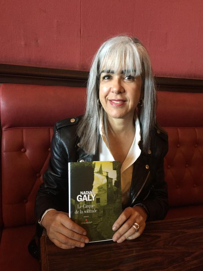 "Bastia : ""Le cirque de la solitude"", le passionnant roman de  Nadia Galy"