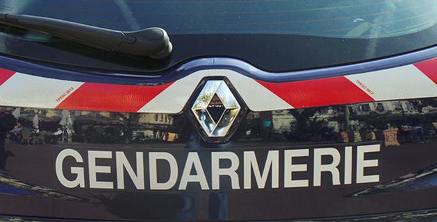 Les gendarmes interviennent à L'Ile-Rousse pour un déséquilibré armé et  retranché à son domicile