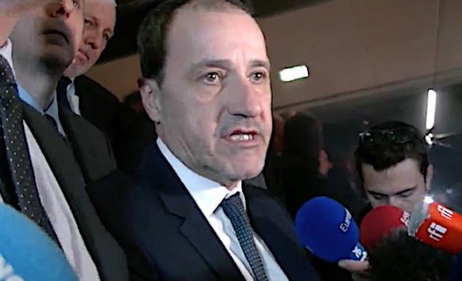 """Dominique Erignac : Jean-Guy Talamoni ne """"partage ni la forme ni la teneur"""" du texte"""