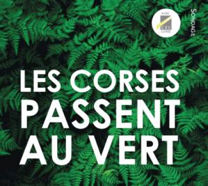 L'Environnement : Priorité pour 72% des Corses