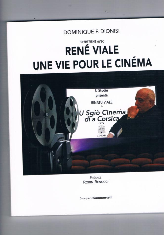 L'Ile-Rousse : Dominique F. Dionisi dédicace
