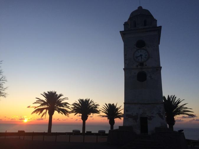 La photo du jour : Coucher de Soleil à Canari
