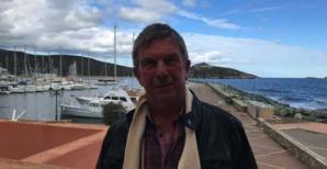 Patrice Quilici, maire de Rogliano.