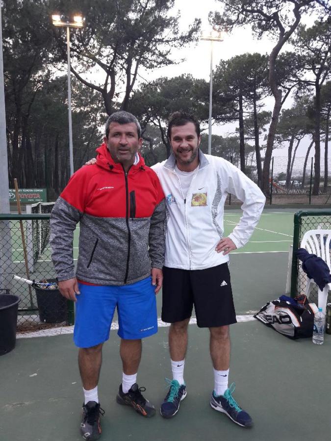 Le tournoi de tennis de Calvi à Fred Mattei (TCIR) et Marielle Cruciani (TCC)