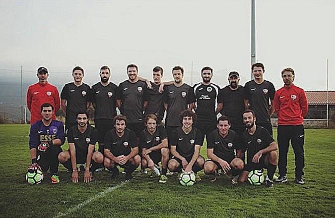 La renaissance du football à Monticellu