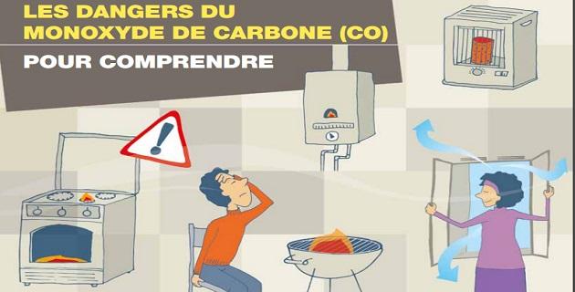 Pour éviter les intoxications par le monoxyde de carbone : Les conseils de l'ARS de Corse