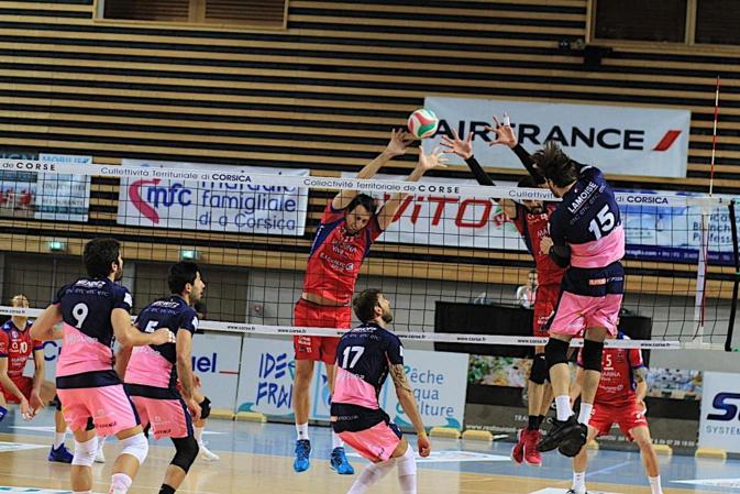 Volley : Le GFCA domine l'Arago de Sète (3-1)