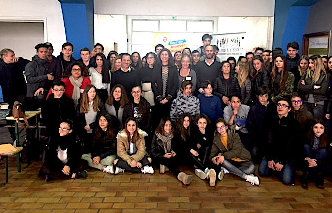 Journée Innov'EPA-CAPA à Ajaccio : Les lycéens ont fait preuve de créativité !