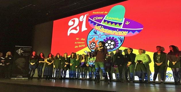 21ème édition du Festival de Cine Español y Latino americano d'Ajaccio : La palmarès